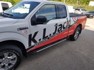 Ford F-150 Truck Wrap