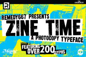 Zine Time 2