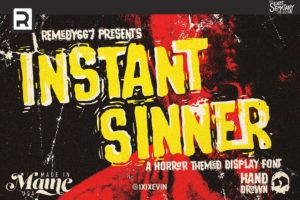 Instant Sinner