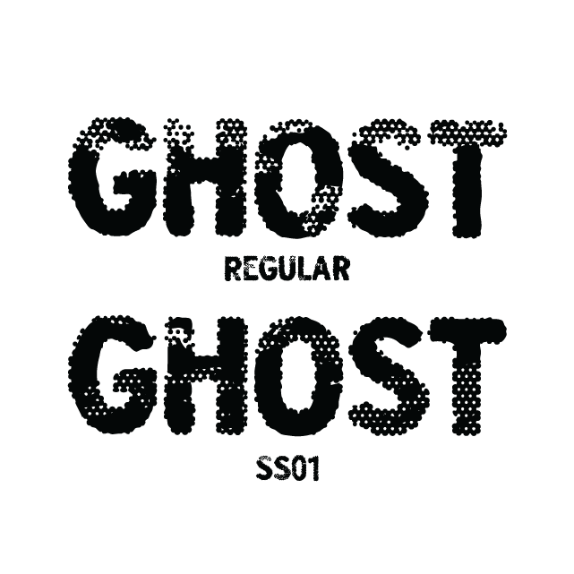 Poesan Ghost Stylistic Sets