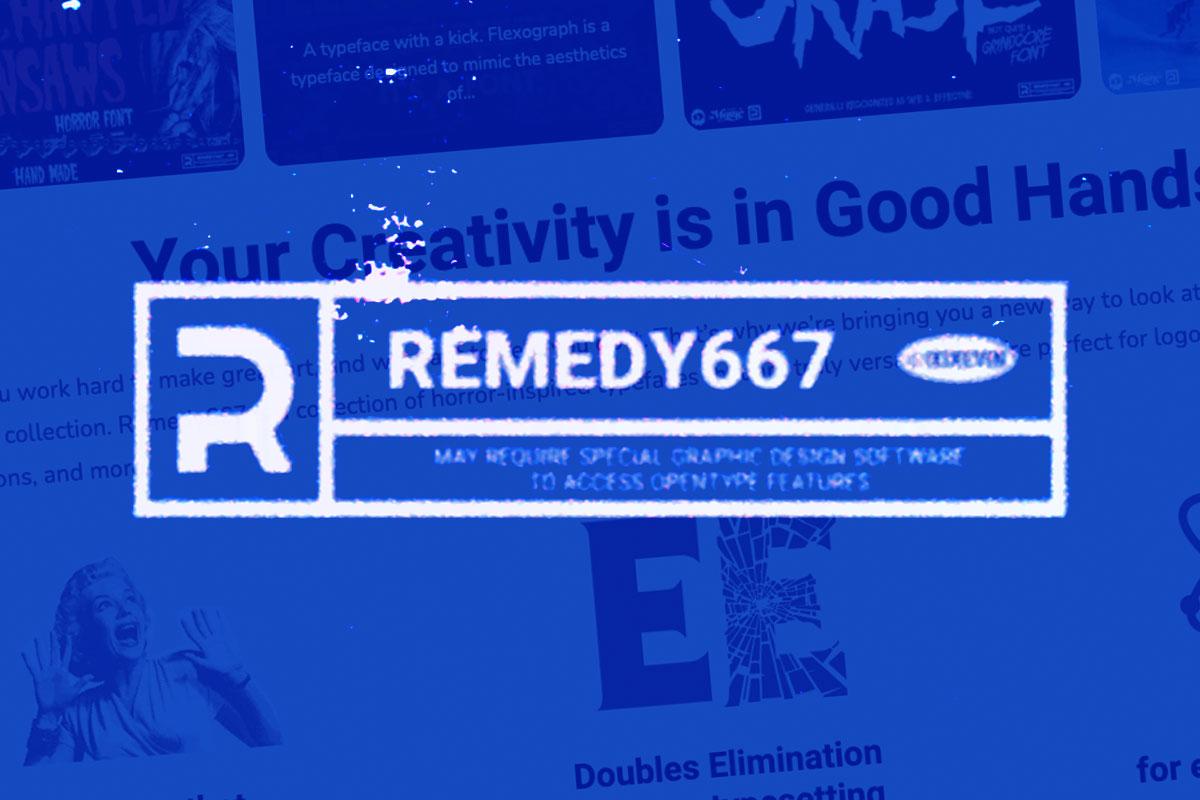 Remedy667 Website Updates